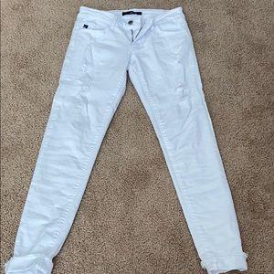 KanCan White Skinny jeans